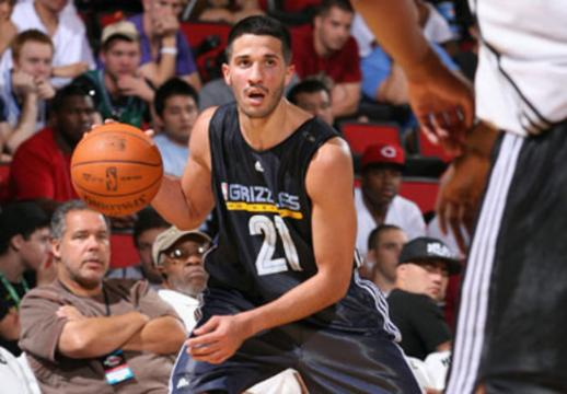 Greivis Vsquez ya se estren con Memphis.
