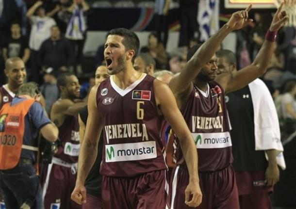 federacion venezolana de baloncesto: