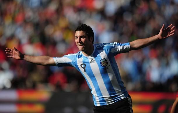Gonzalo Fue Convocado Para La Seleccion De Futbol Argentina