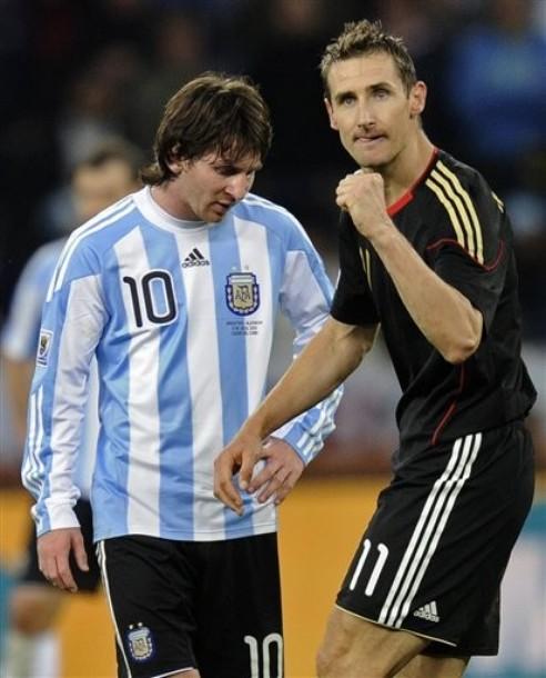 """Messi: """"Un título con la Selección sería lo máximo"""