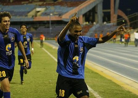 Roberto Carlos Bolívar fue clave para Zulia FC.