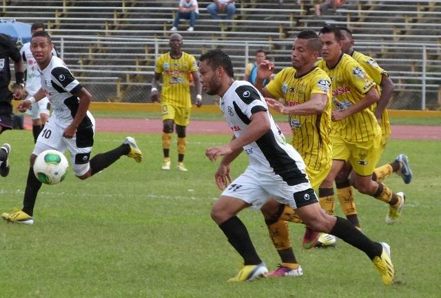 Zamoranos y trujillanos disputan el título del Clausura. Foto: Prensa Zamora