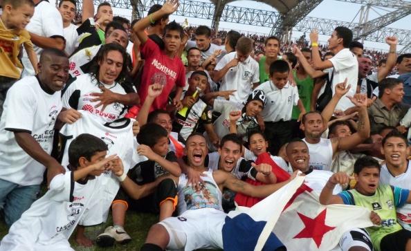 Zamora se puede titular monarca del torneo Clausura en su casa. Foto: Prensa Zamora.
