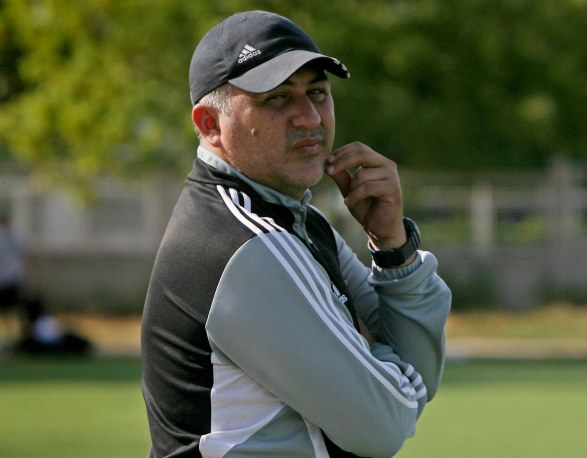 Nino Valencia fracasó en su segundo ciclo frente al Zulia FC.