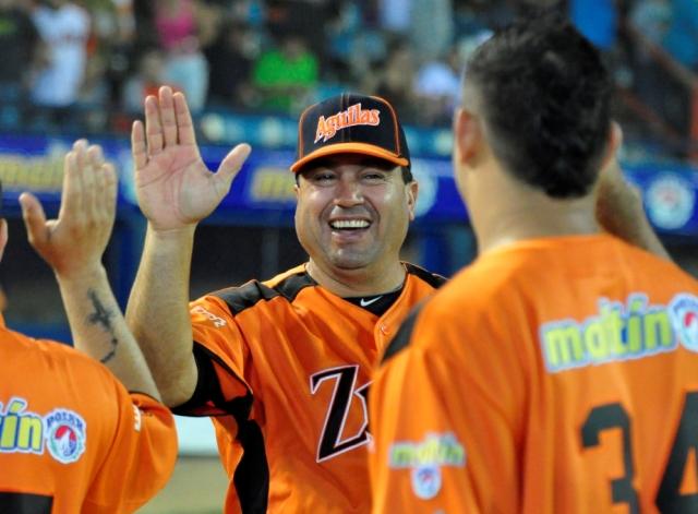Luis Dorante está satisfecho con el accionar de su equipo.
