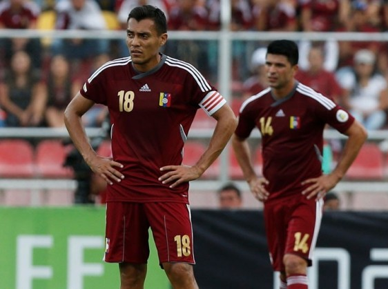 Juan Arango está de vuelta con  la selección.