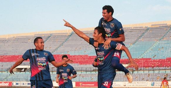 Zulia FC buscará comenzar celebrando en el Apertura. Foto: La Verdad