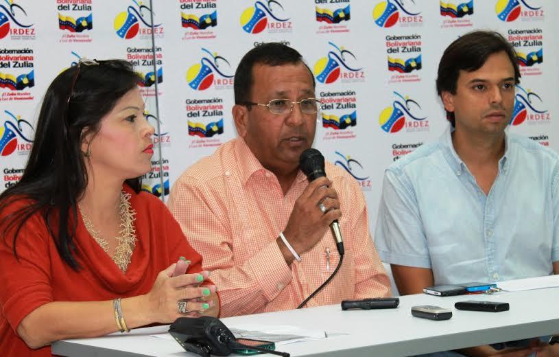 Leonet Cabezas, secretario de Deportes del Irdez
