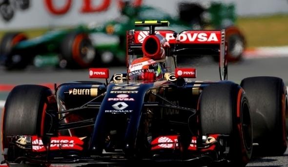 Pastor Maldonado quiere sumar sus primeros puntos del 2014.