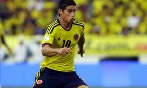 El delantero cafetalero marcó su segundo gol del mundial.