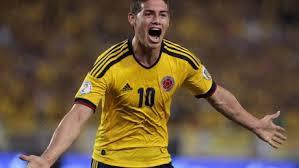 La defensa de Brasil deberá cuidar mucho de James Rodriguez.