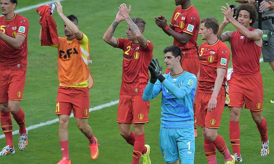 Los europeos se complicaron para resolver su primer partido del mundial.
