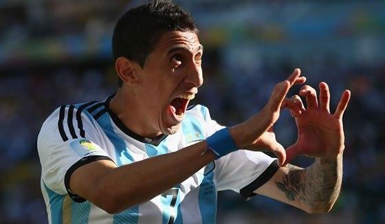 Ángel Di María sentenció para Argentina.