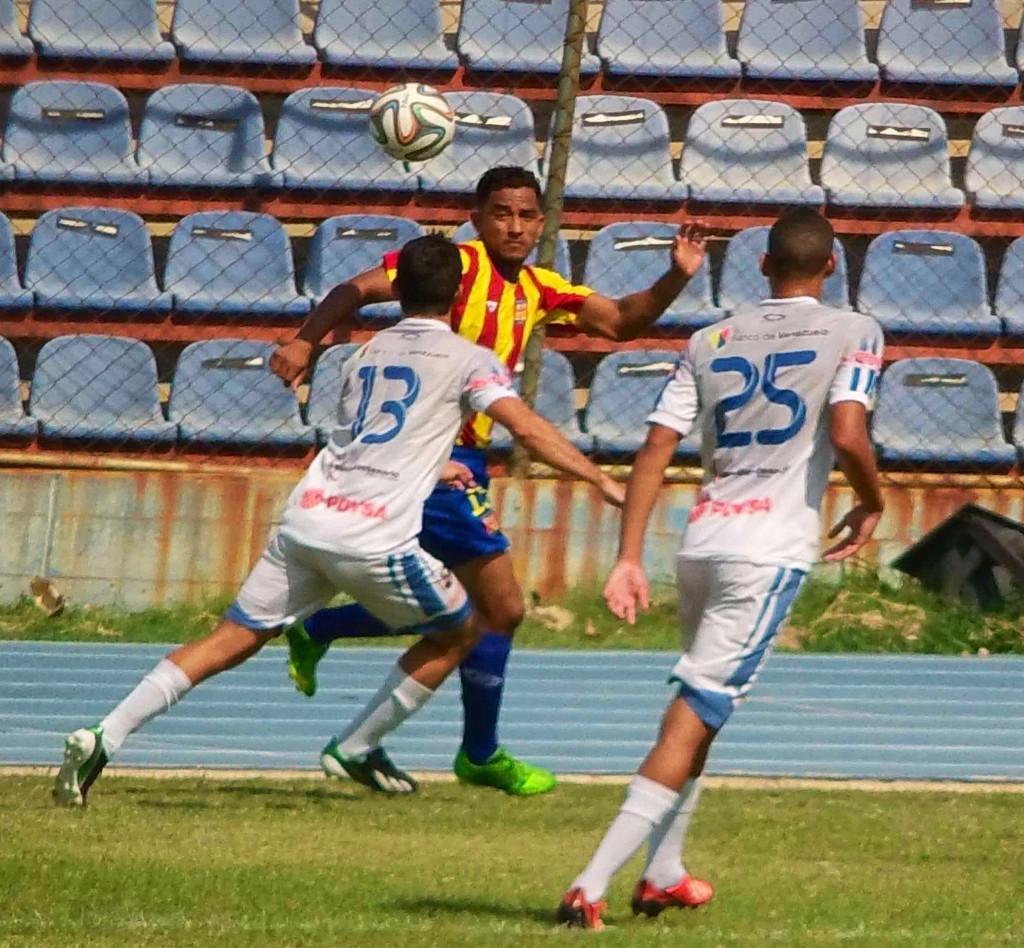 Zulia FC logró mantener el cero en su arco.