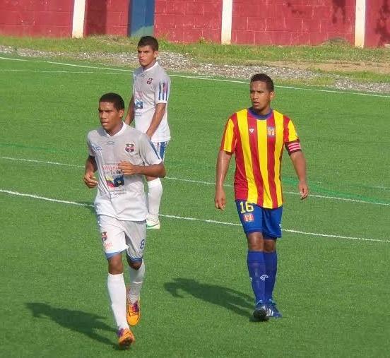 Zulia FC tiena le ventaja del juego de ida.