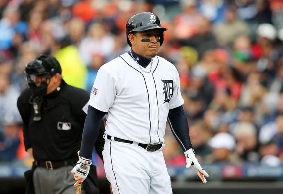 Miguel Cabrera fue operado y se evaluado en tres meses.